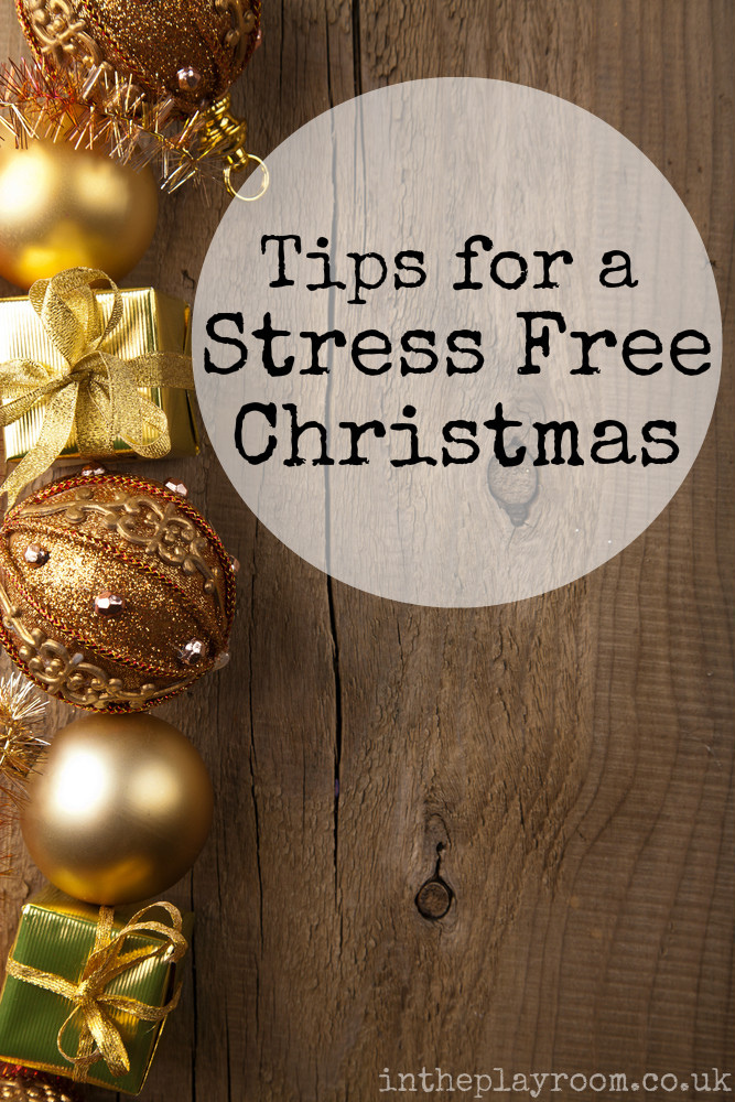 Tips for a stress free Christmas