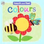 touch and feel colours cover
