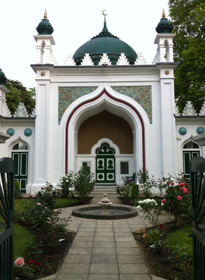 shah jahan mosque first mosque in uk