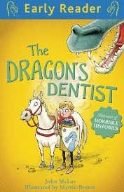 dragon's dentist early reader book