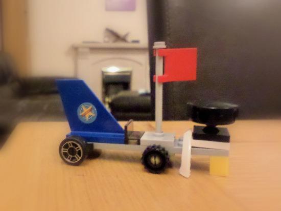 vehicle lego creations