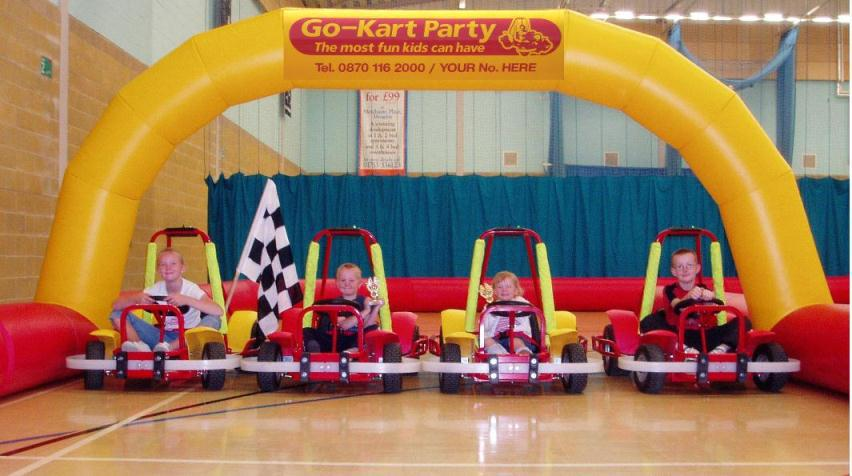 go kart party