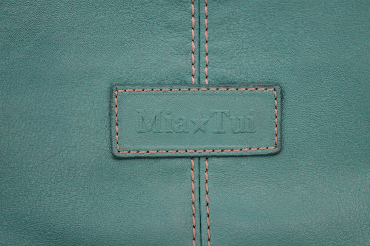 mia tui bag ella teal