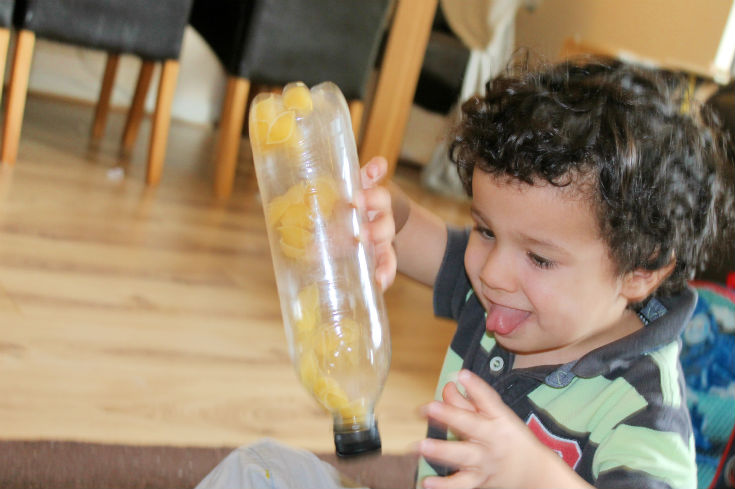 toddler games with musical shakers