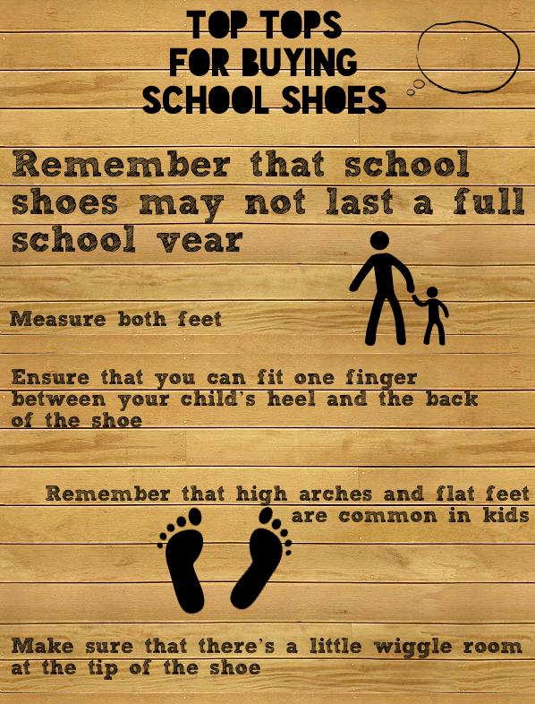tipsforschoolshoes