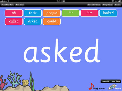 twinkl phonics suite app great literacy app for kids