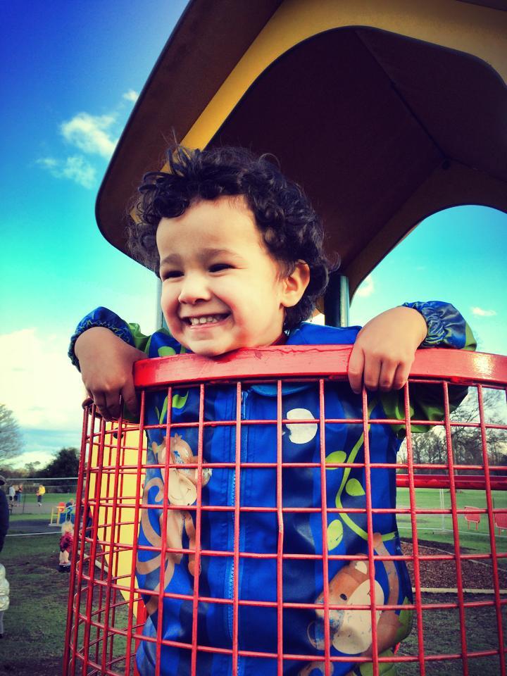 playground at Verulamium