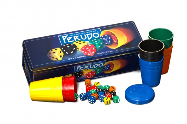 Family Games - Perudo - Paul Lamond Games