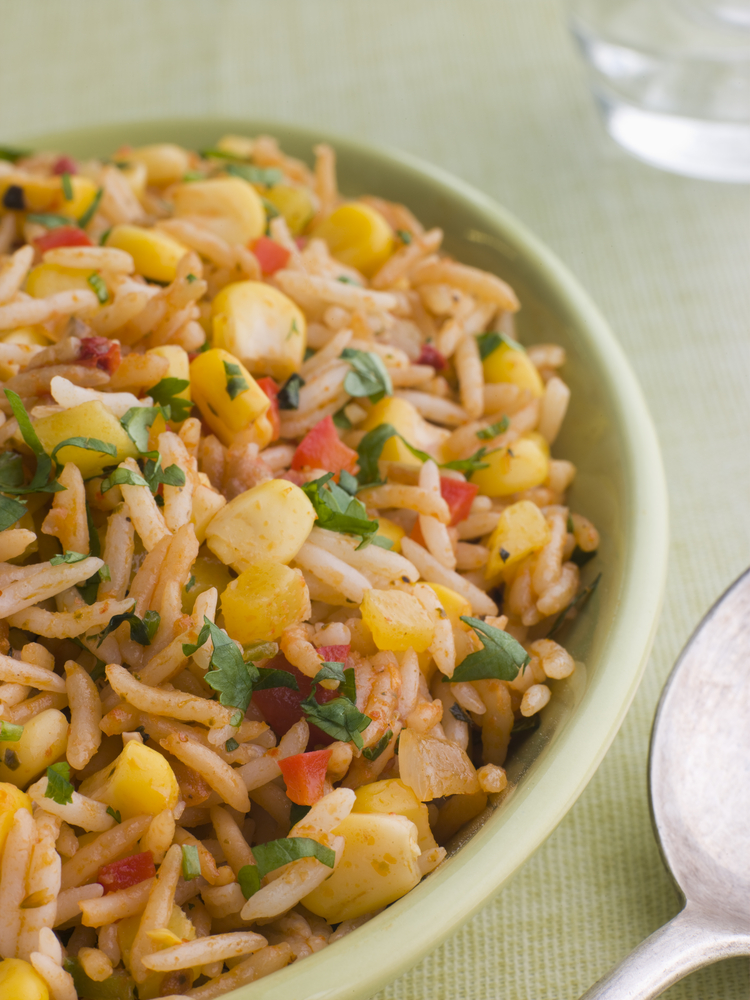 easy one pan mexican rice recipe