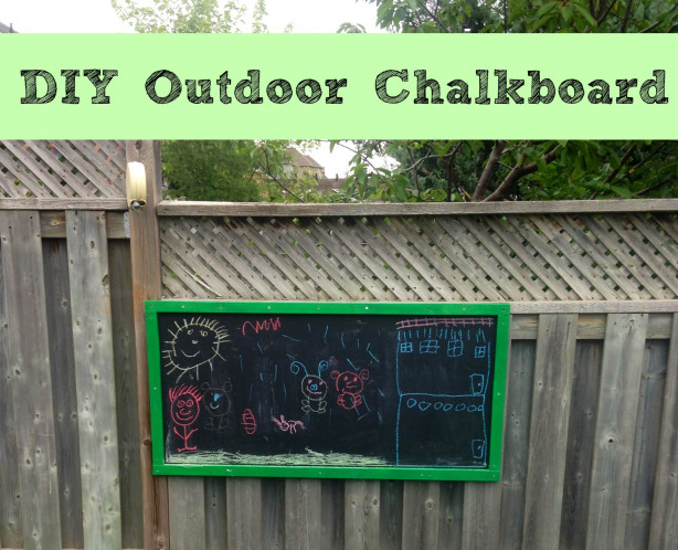 diyoutdoorchalk