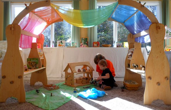 35 Creative Playrooms And Play Spaces For Kids In The