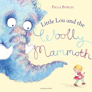 little lou and the woolly mammoth