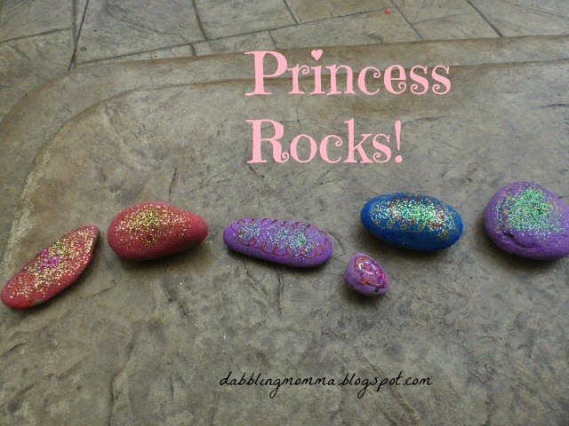 tiffany painted rocks pm