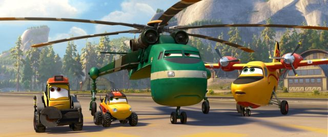 Disney PLANES 2 : FIRE & RESCUE