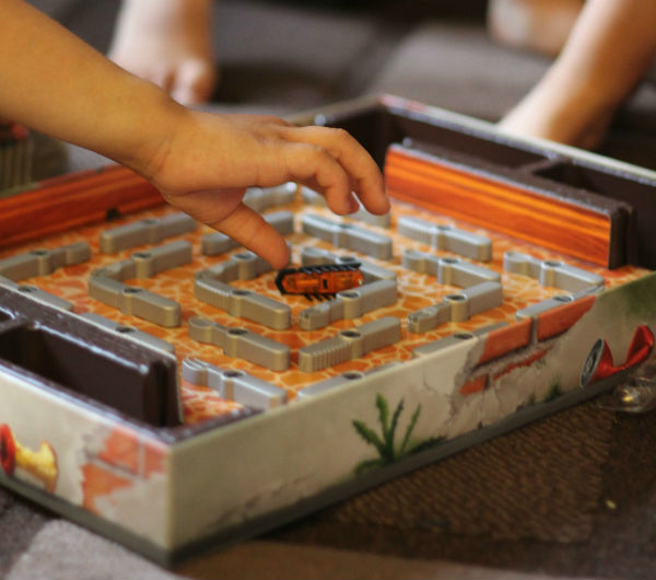 hex bugs board game