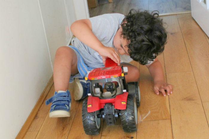 tomy big farm toys