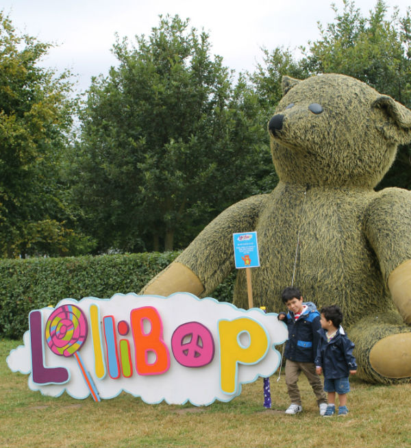 lollibop at hatfield house