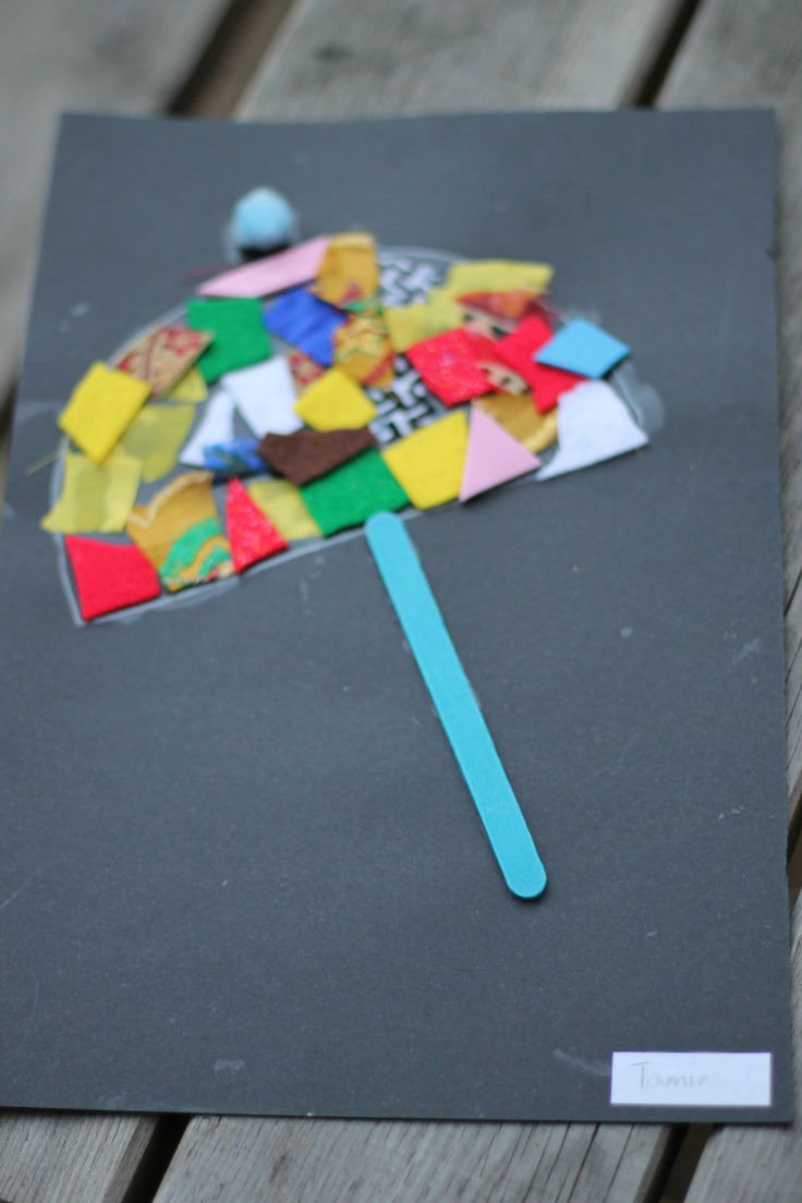 shape umbrella picture