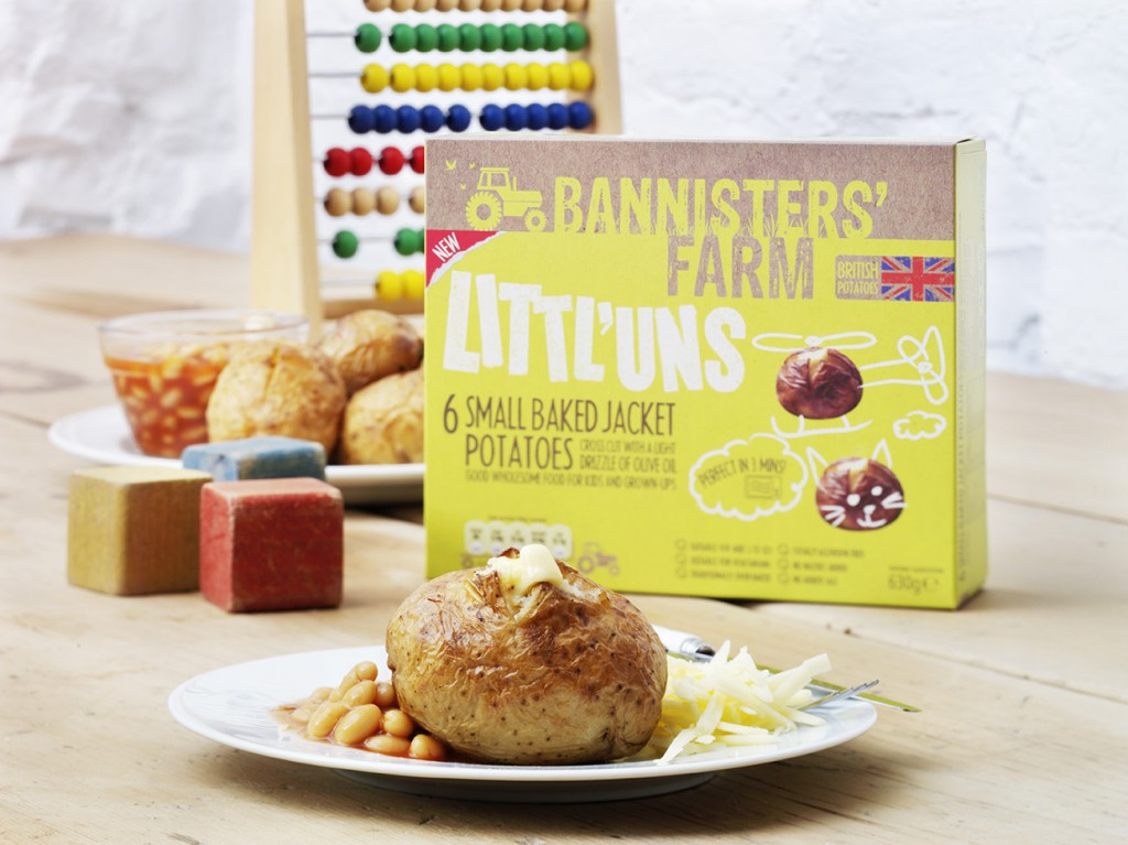 Bannisters Farm littl'uns