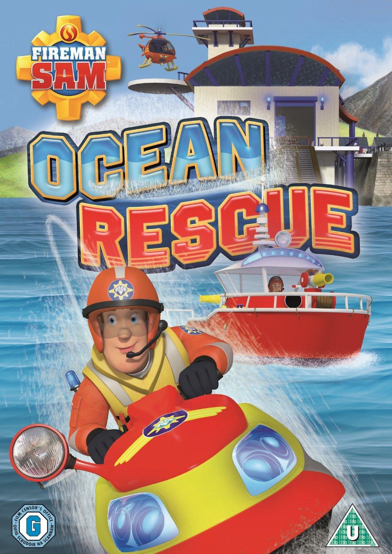 Fireman Sam Ocean Rescue DVD