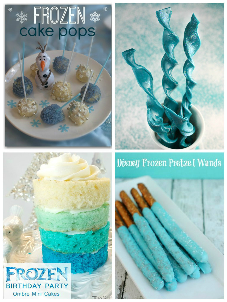 Frozen Cake Ideas In The Playroom