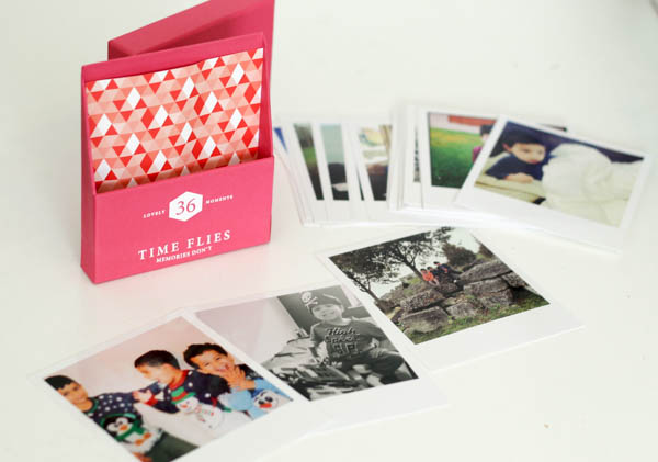 polagram photo giftbox