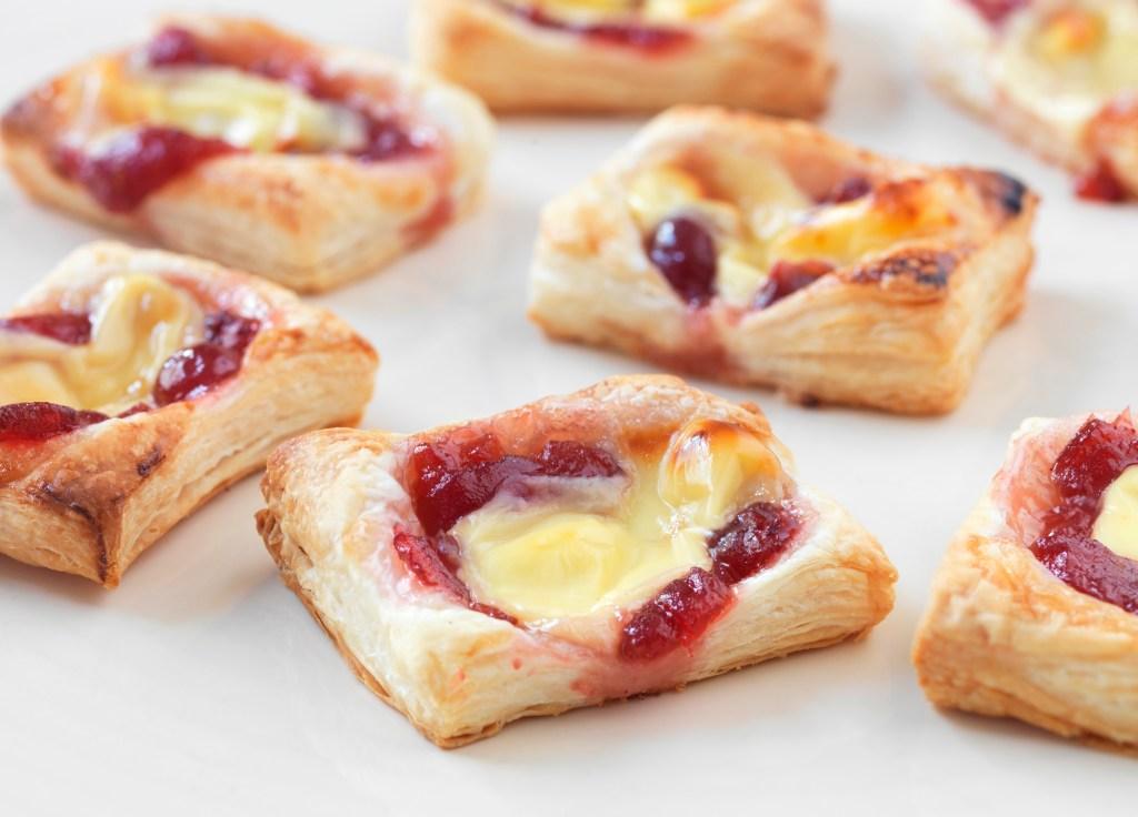 Primula Cheese & Cranberry Puffs