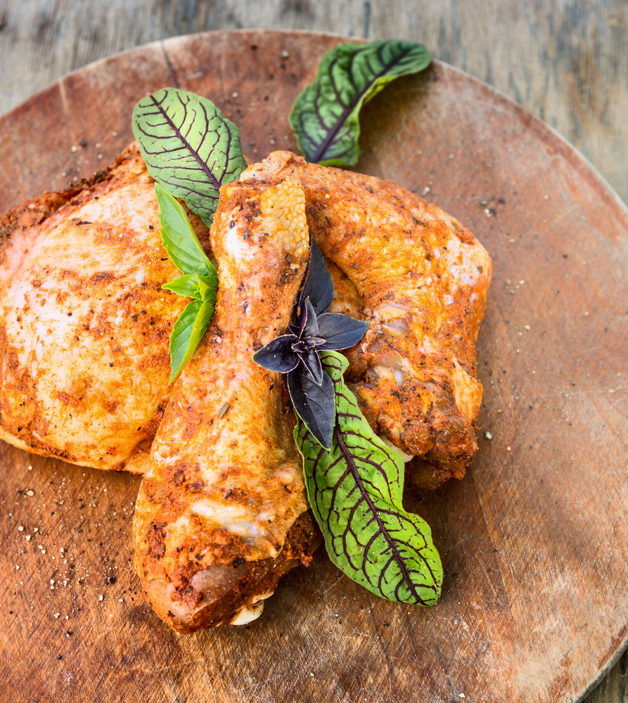 Simple Piri Piri chicken recipe - cook this easy dish for all the family