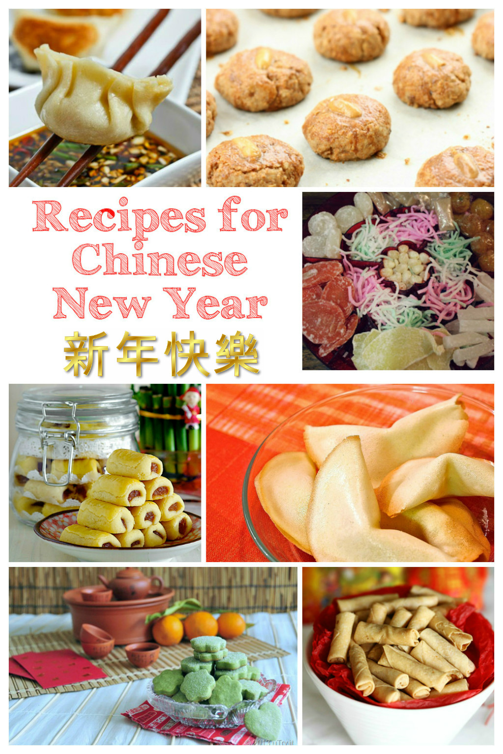 Chinese Recipes To Celebrate Chinese New Year