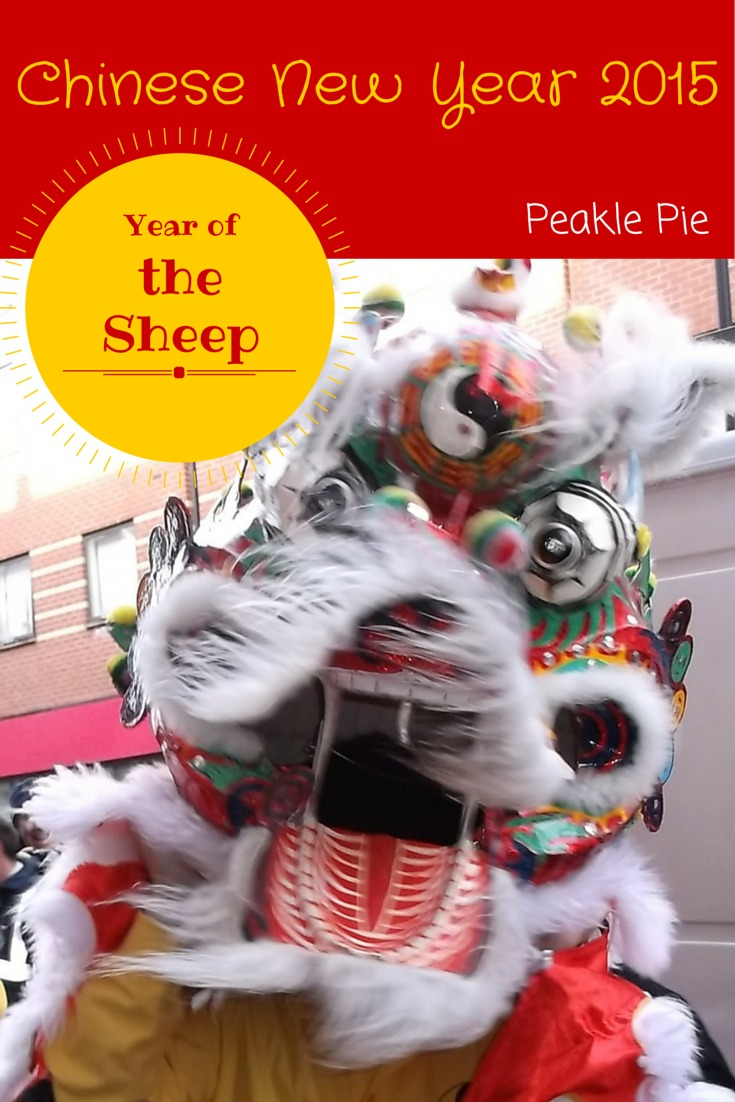 Craft ideas for chinese new year 2015 year of the sheep