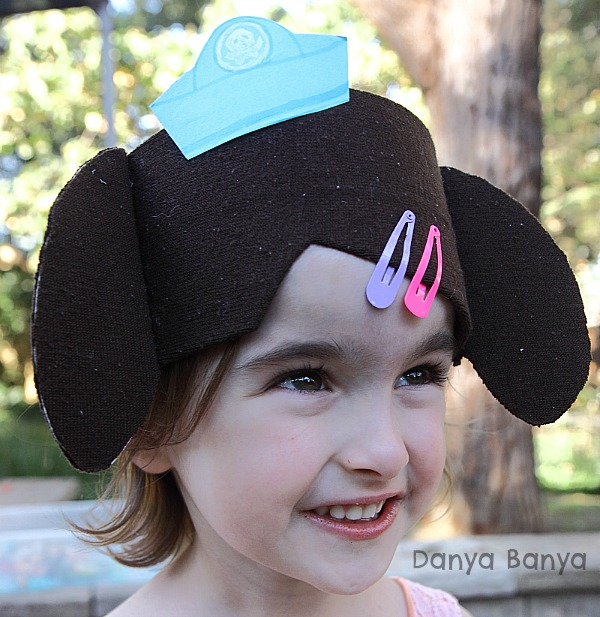 DIY Dashi Mask Octonauts world book day costume