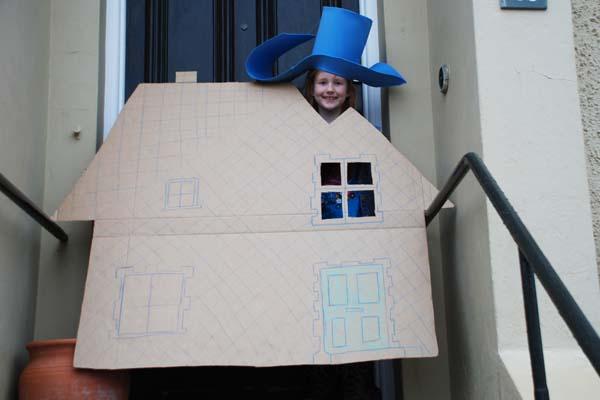 the night pirates world book day costume idea