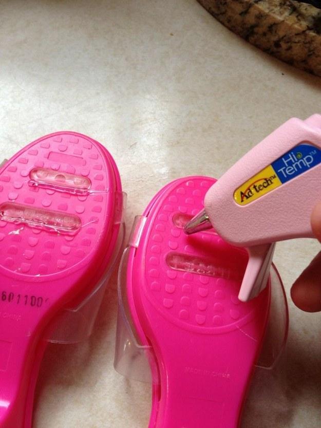 gluegunshoes