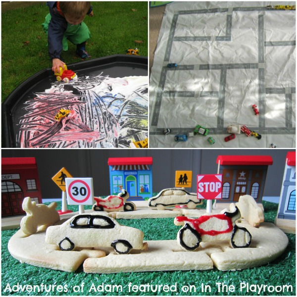 Adventures of Adam featured on In The Playroom
