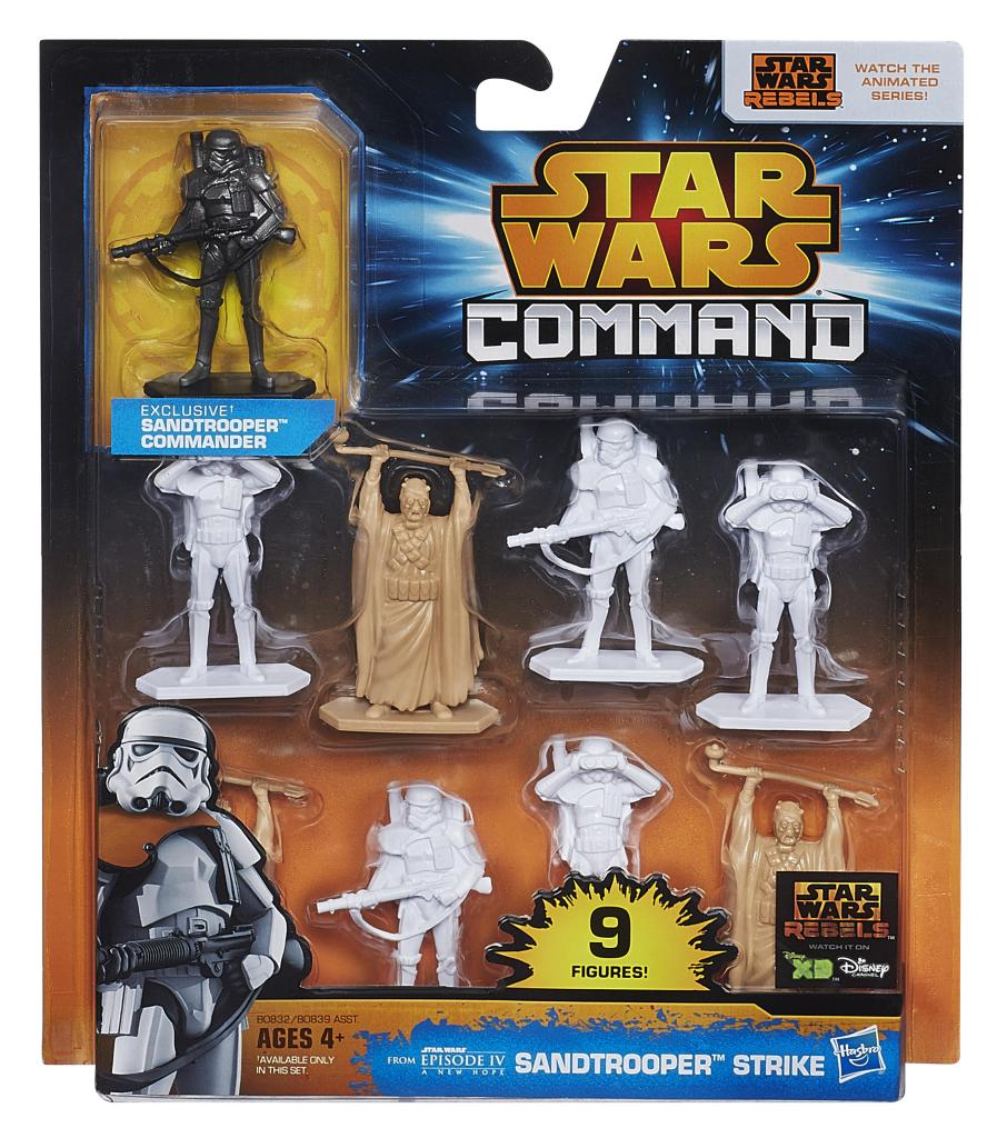 star wars command sand trooper strike