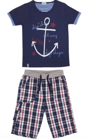 lilly and sid spring summer 2015 boys summer outfit