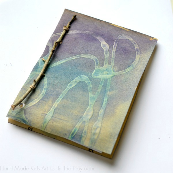 sandpaper journal
