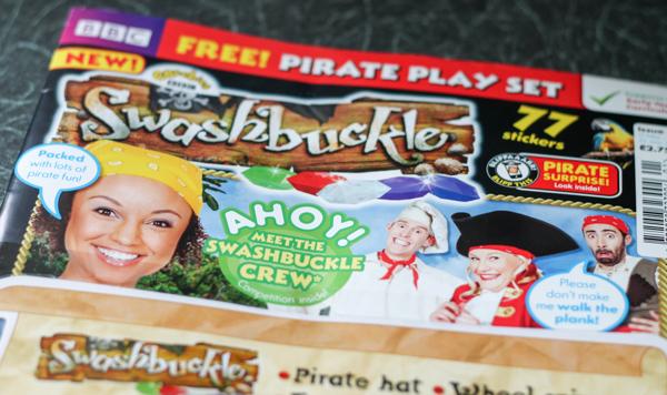 swashbuckle magazine