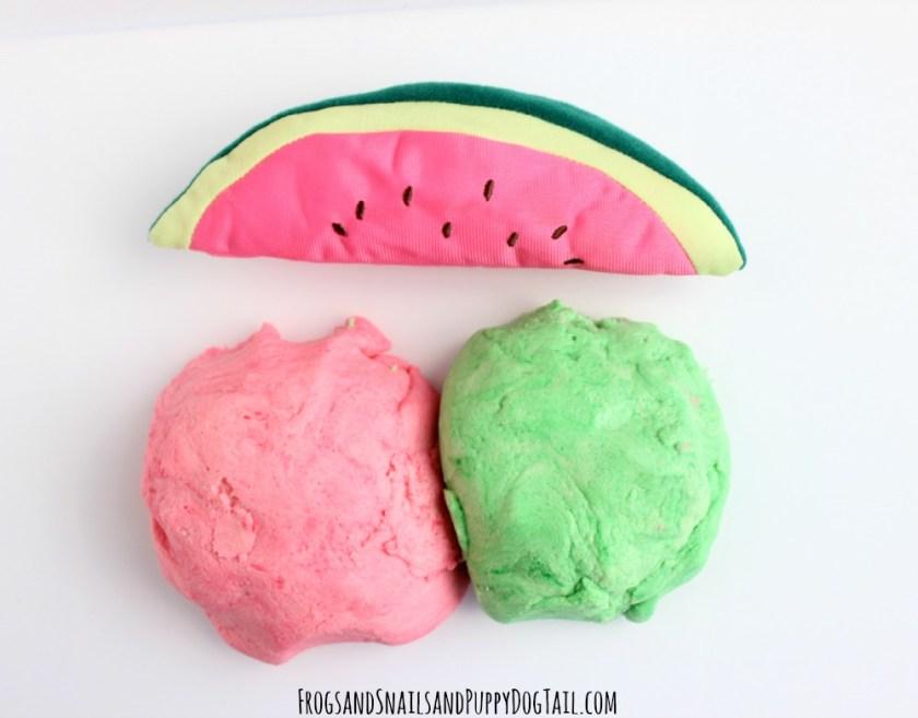 watermelon salt dough recipe