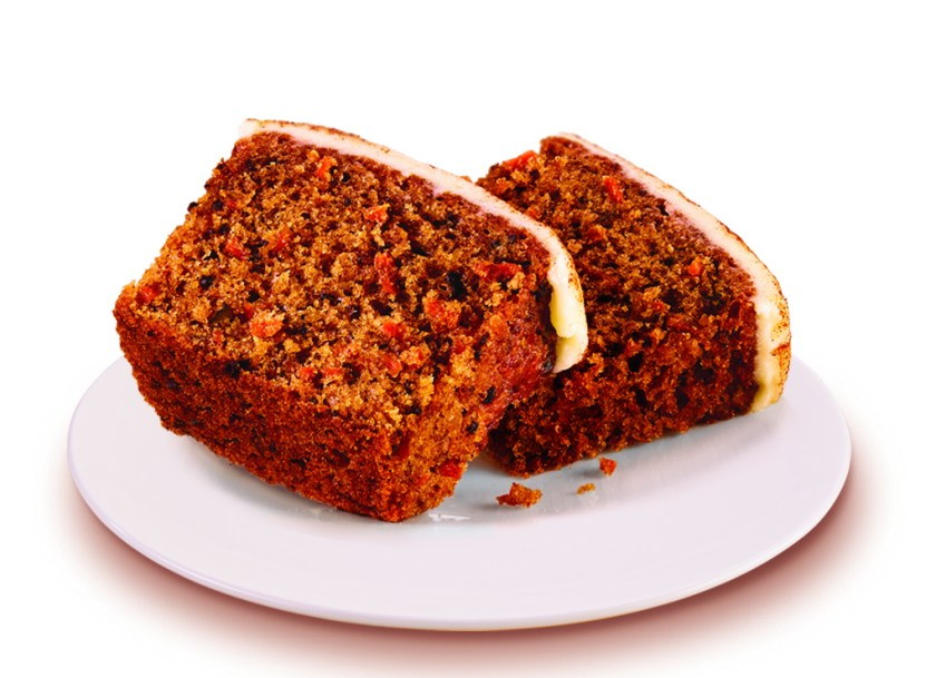 Aunt Bessies Carrot Loaf