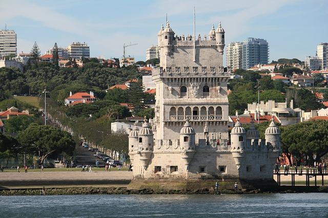 belem-tower lisbon portgual
