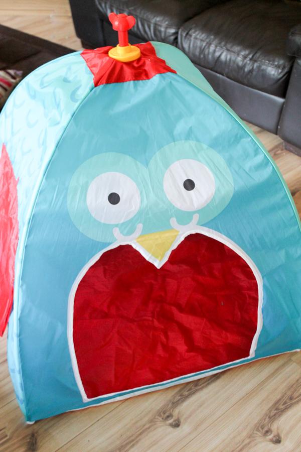 Getgo® Űgo Owl Play Tent