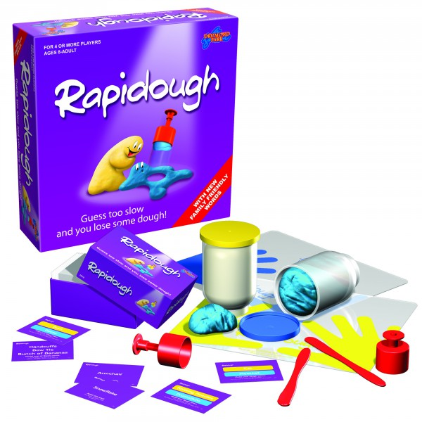 Rapidough game from Drumond Park