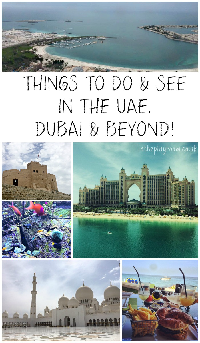 Things to do and see in the UAE - Dubai and beyond. Sharing the sights, history and attractions of Fujairah and Abu Dhabi