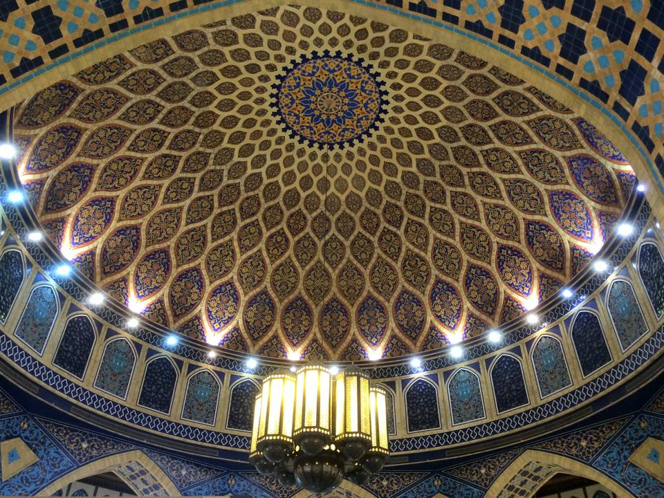 ibn battuta mall ceiling design