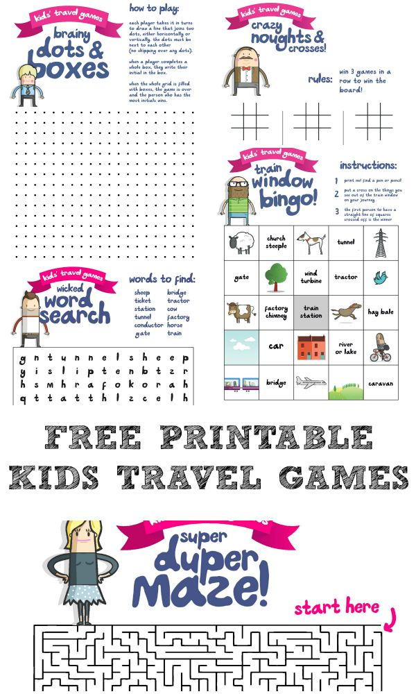 picture about Dots and Boxes Game Printable named Printable Push Video games for Children - Within The Playroom
