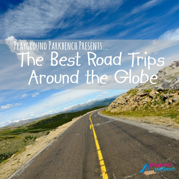 the best road trips around the globe