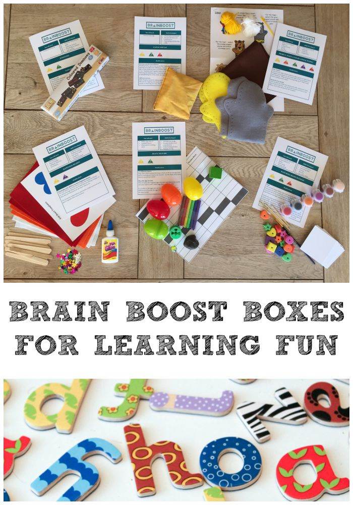 Brain boost fun educational subscription boxes for kids. You can get a 50% discount through this blog post.