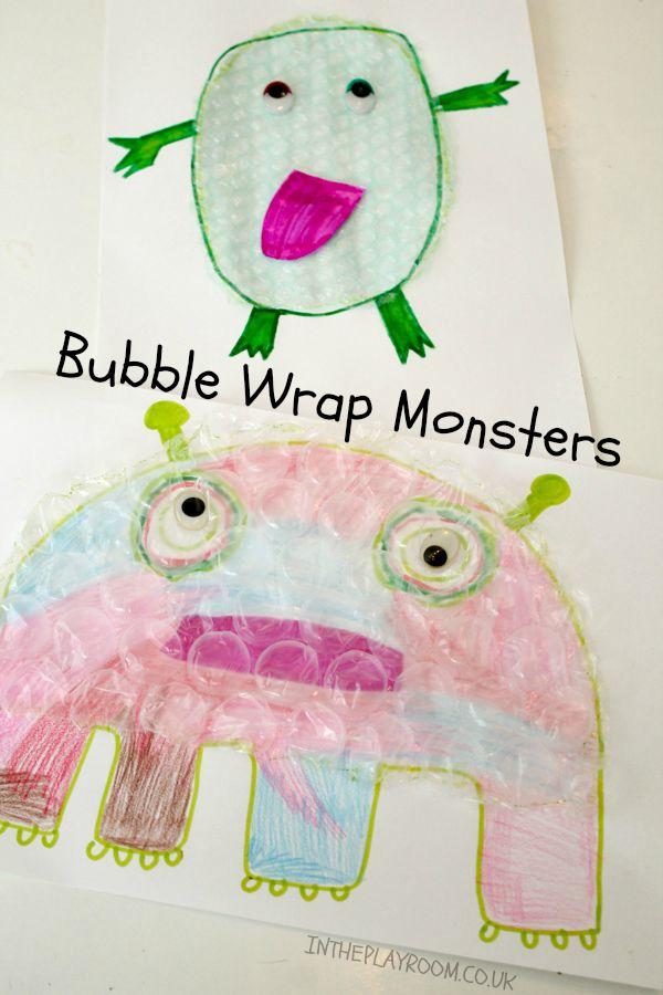 bubblewrapmonsters