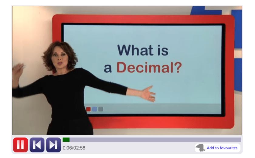Online maths programme The Maths Factor with Carol Vorderman